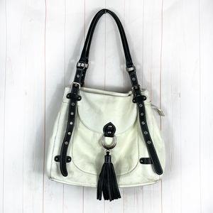 Cavalcanti Leather Shoulder Bag